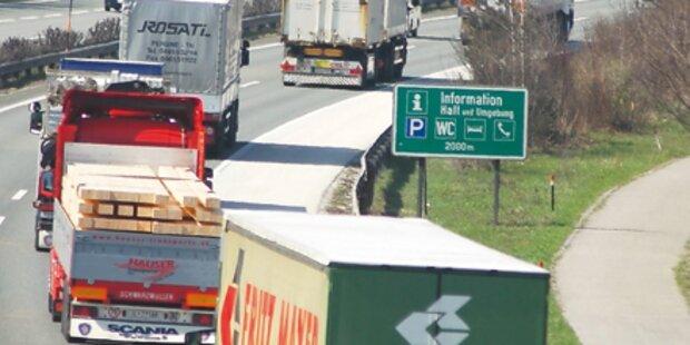 EuGH hebt Lkw-Fahrverbot im Inntal auf