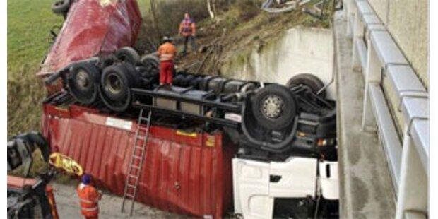 Westautobahn bei Amstetten gesperrt