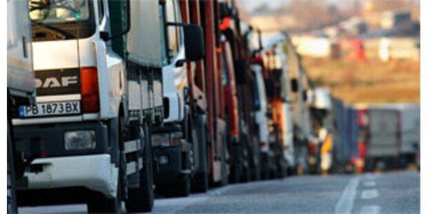 EU-kommt Österreich bei Lkw-Maut weit entgegen