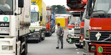 Sektorales Lkw-Fahrverbot ab November in Tirol