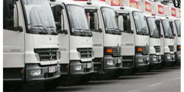 Lkw-Maut richtet sich bald nach Schadstoffausstoß