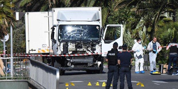 Nizza: Polizistin erhebt schwere Vorwürfe