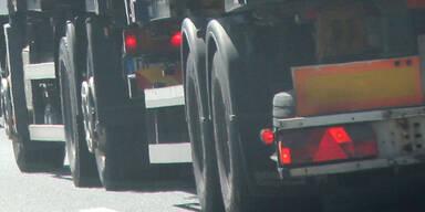 Diebe stehlen 1,2 Mio Euro teuren Lkw