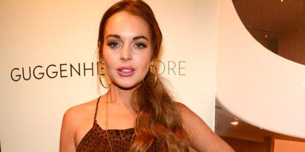 Lindsay Lohan SCHON WIEDER festgenommen