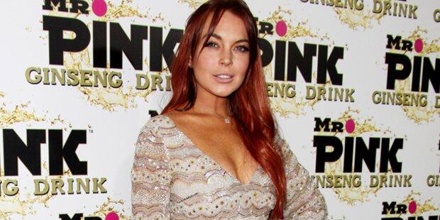 Lindsay Lohan: Eine Flasche Vodka am Tag?