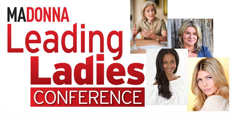 Gewinnspiel: Tickets für die Leading Ladies Conference