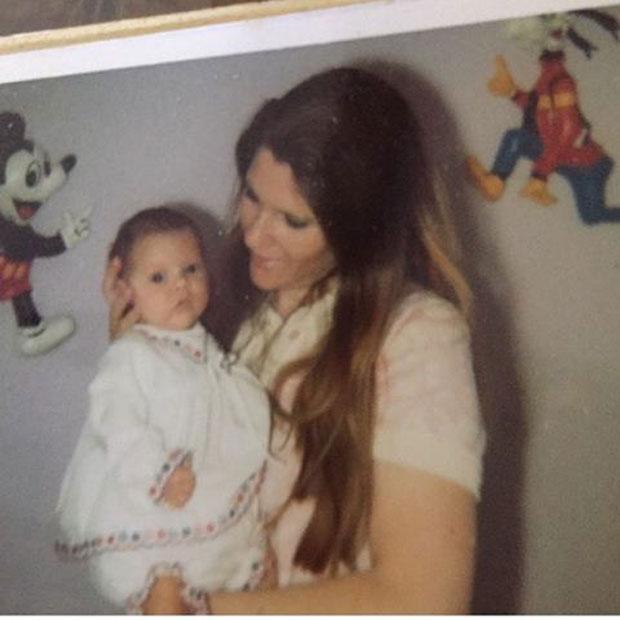 Victoria Beckham & Mama Jackie Adams