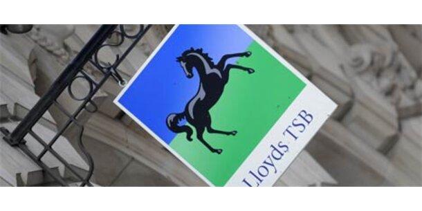 Lloyds übernimmt HBOS