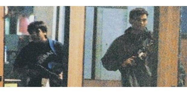 Das sind die jungen Terroristen