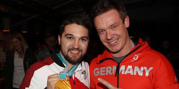 Deutscher Olympia-Star adelt Gold-David