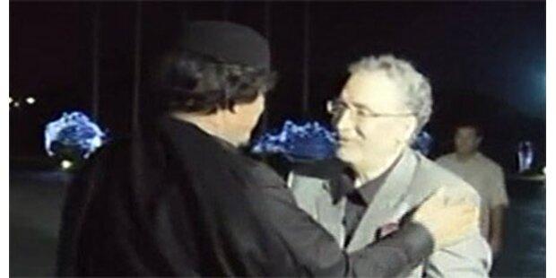 Gaddafi empfing Lockerbie-Attentäter