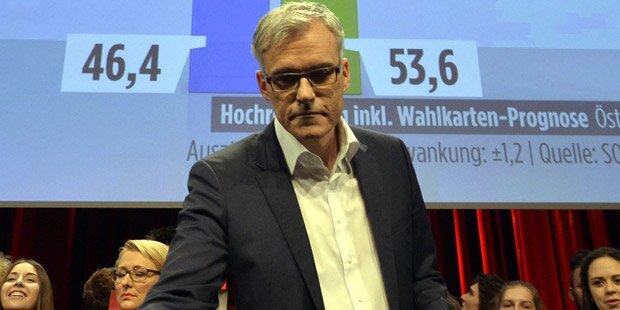 So buhlen die Grünen um Lothar Lockl
