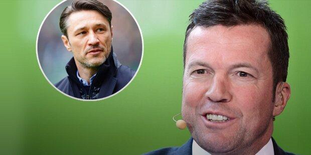 Aufreger: Matthäus stichelt gegen Kovac
