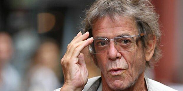 Lou Reed kommt zur Viennale nach Wien
