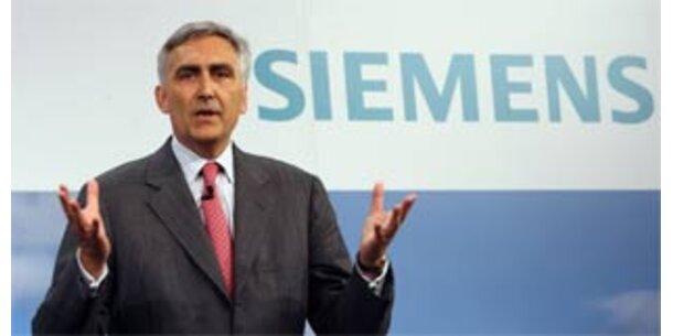 Zum Siemens-Vorstand ernannt - und verbannt