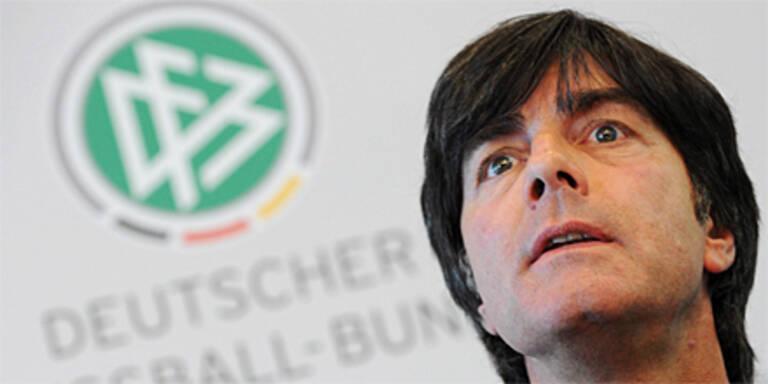 """Löw: """"Wollen Nr. 1 in Europa sein"""""""