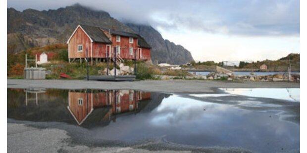 Lofoten: Die Naturoase im Nordmeer