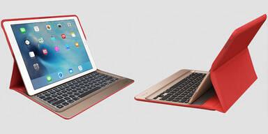 Geniale Cover-Tastatur für das iPad Pro