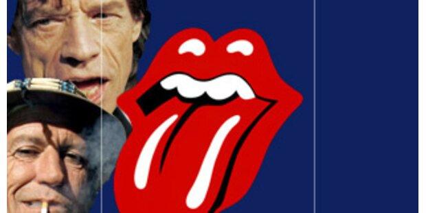 Die Stones-Zunge kommt ins Museum
