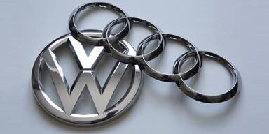 VW und Audi ändern ihre Logos