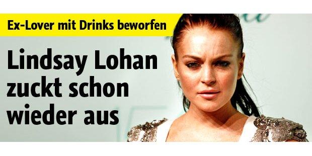 Lohan: Schon wieder Streit in Nachtclub