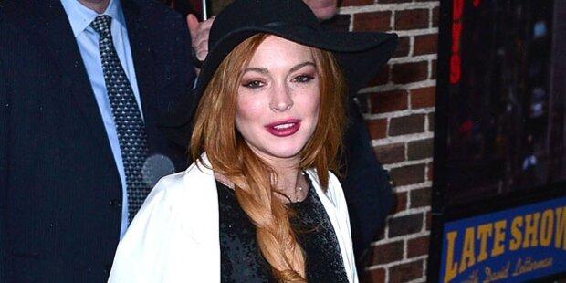 Lohan will keine Skandal-Nudel sein