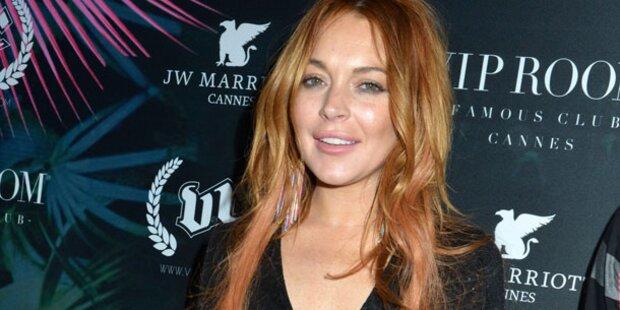 Lindsay Lohan: Tropenkrankheit