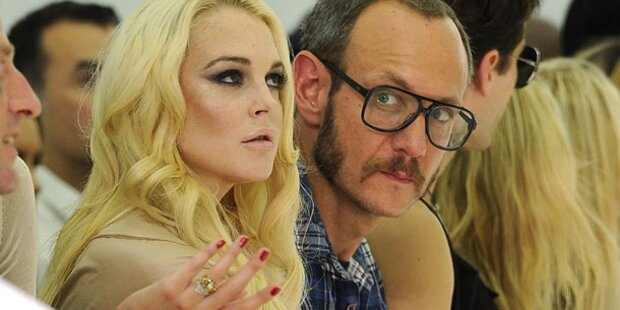 Lohan kassiert Korb von Skandal-Fotograf