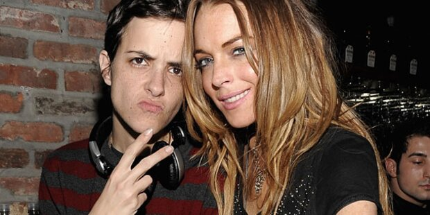Lohan: Zurück zur Ex Samantha Ronsosn?