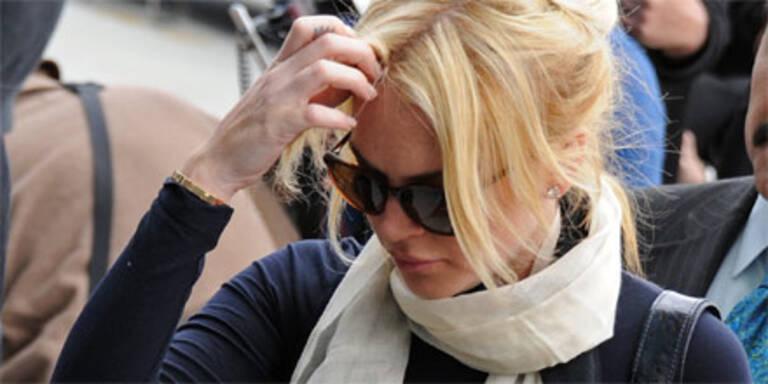 Diebstahl: Lindsay Lohan gesteht Schuld