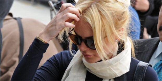 Lindsay Lohan trat Hausarrest an