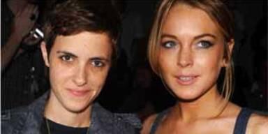 Lindsay Lohan weist Trennungsgerüchte zurück