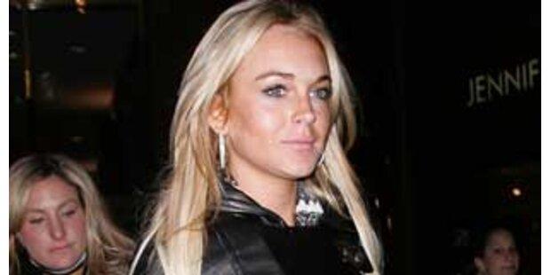 Doch keine so große Liebe - Lindsay wieder Single?
