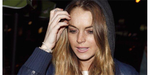 Alk-Fahrt: Lindsay Lohan vor Gericht