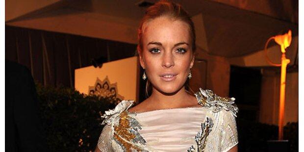 Lindsay Lohan ist Opernballstar 2010
