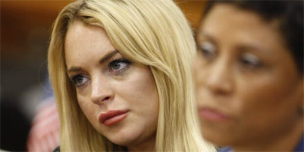 Lindsay Lohan wieder vor Gericht