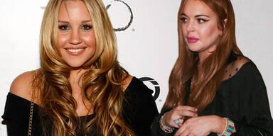 Lindsay Lohan, Amanda Bynes