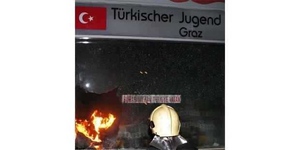 Brandanschlag auf türkisches Lokal in Graz
