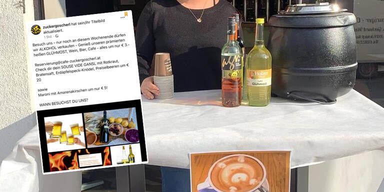 Wiener Lokal lockt mit Billig-Aktion vor Alkoholverbot