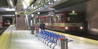 Lokalbahnhof StadtUbahn