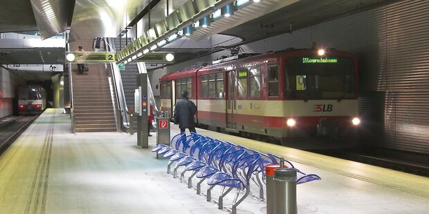 Pläne für Stadt-U-Bahn vorerst auf Eis gelegt