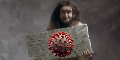 coronavirus neandertaler