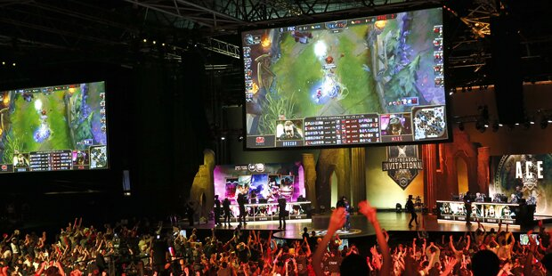 E-Sport: Zocken wird zum Massenphänomen