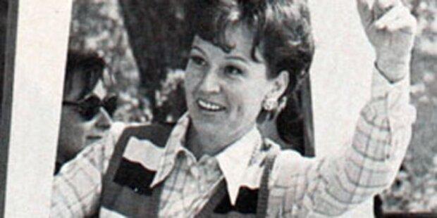 Schlagerstar Lolita (79) ist tot