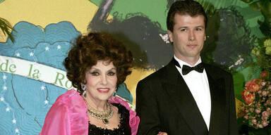 Gina Lollobrigida; Javier Rigau Rifols