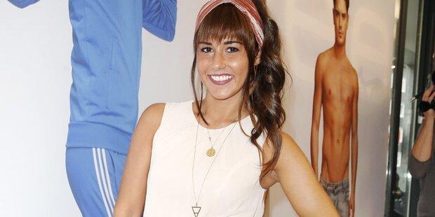 Sarah Lombardi: Datet sie Fußball-Profi?