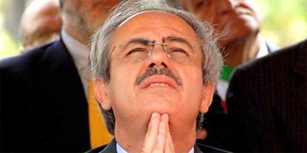 Mafia-Vorwürfe gegen Siziliens Präsidenten
