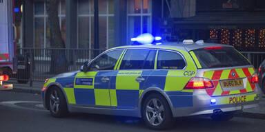 London Polizei Scotland Yard
