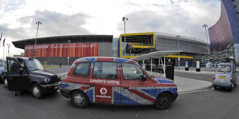 Blitzverfahren während Olympia in London