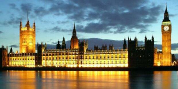 Royalpakete locken Gäste nach London